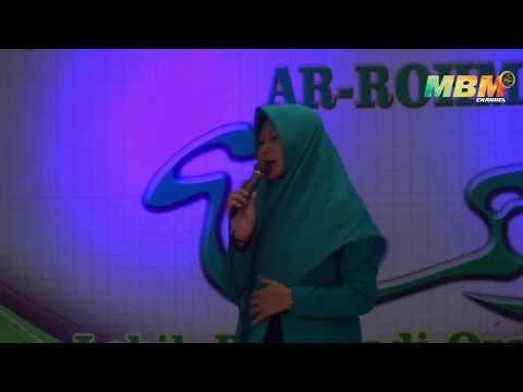 ( LIVE ) BURDAH ROADSHOW PONPES AR ROHMAH PIMPINAN MAMA KH.TB.KHOLIDI