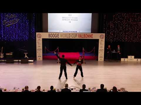 Fast Final - Valbonne Boogie Woogie World Masters 2018 (WRRC)