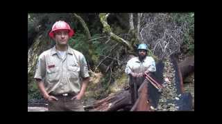 Native Perspectives On Salmon Habitat Restoration By California Conservation Corps Member Kody Kibby