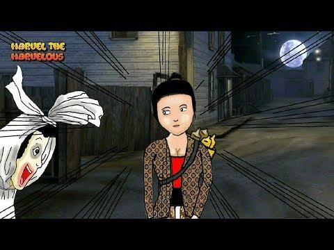 kartun lucu ep. 18 - Ketemu Hantu Beneran