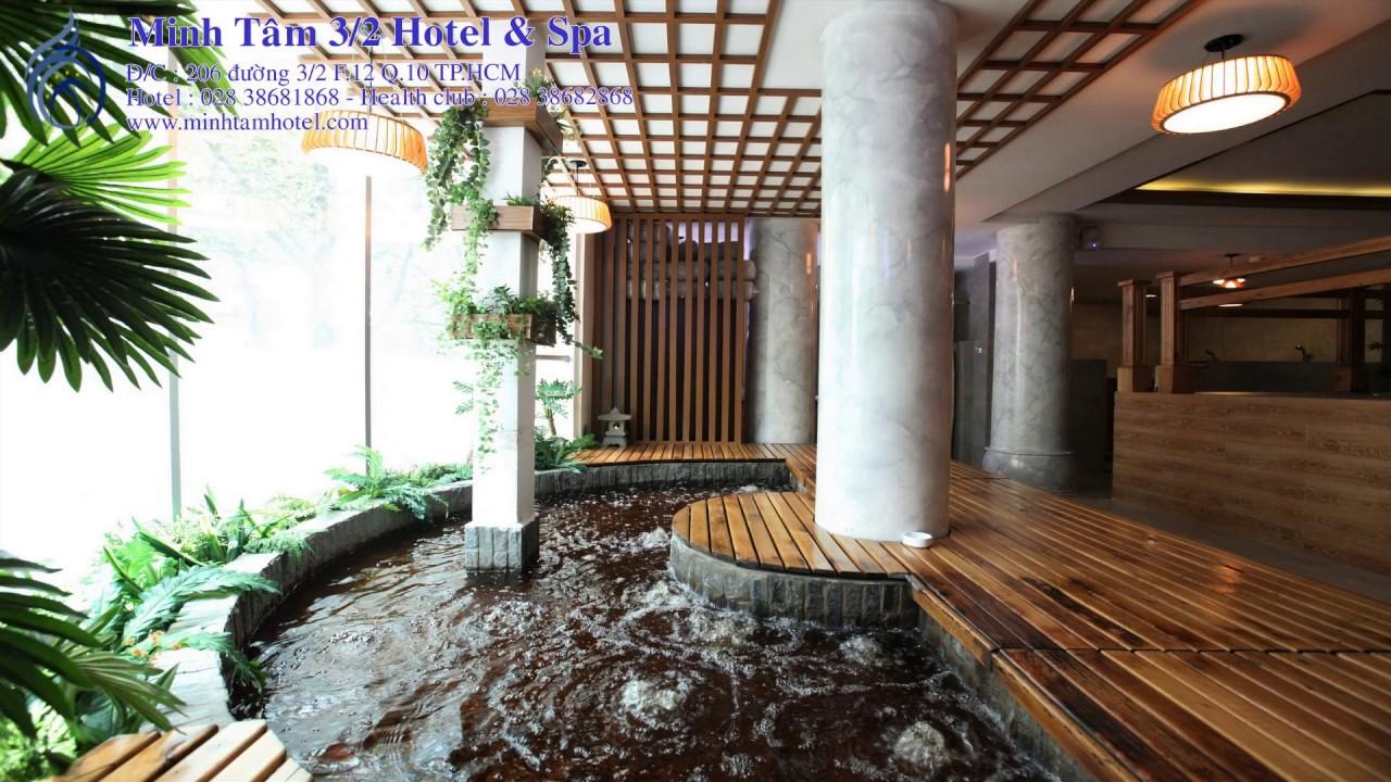 Minh Tâm 3/2 Hotel & Spa