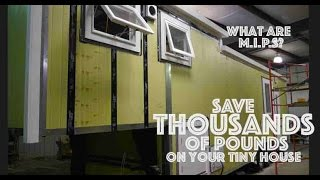 Save THOUSANDS of POUNDS on your TINY HOUSE.... thumbnail