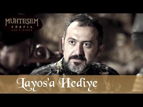 Layos'a Hediye - Muhteşem Yüzyıl 26.Bölüm
