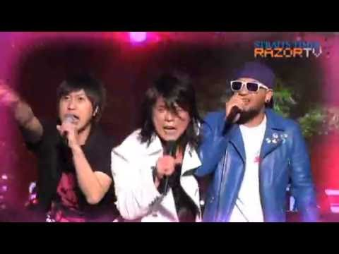 RazorTV - Superbands perform 鹿港小镇 (Rock 30 Singapore Pt 6)