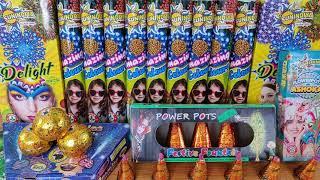 Firecrackers Testing Video 2021 | Crackers Video 2021 | Diwali Crackers Testing | Diwali ke Patake |