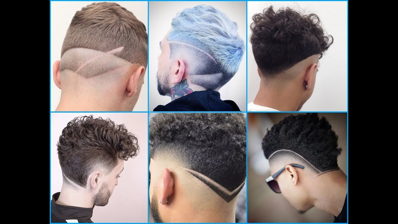 Neck Taper Haircut Design For Mens Latest Trend 2018 Youtube