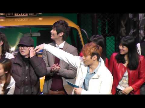 Super Junior | Eunhyuk,Tiffany FAME Musical Curtain Call