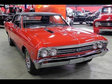 1967 Chevrolet Malibu For Sale