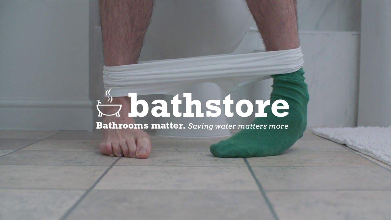bathstore silent loo app youtube