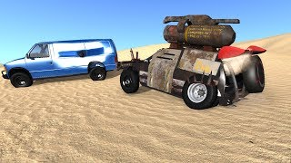 BeamNG.drive - Mad Mod Part 1