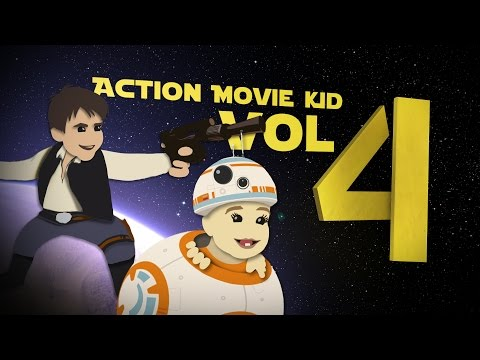 Action Movie Kid - Volume 4