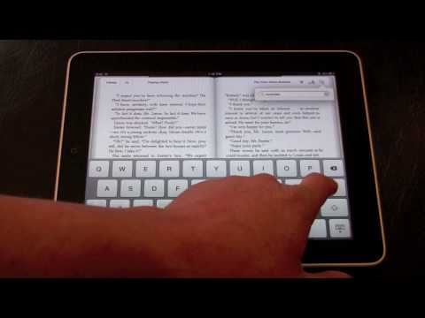 PCMag: Apple iPad video review