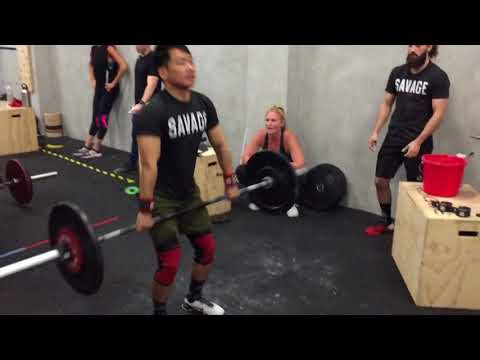 HK CrossFit Charity Competition 2018 - IMPACTHK