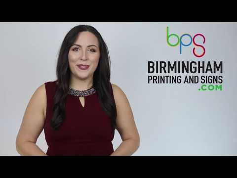 Birmingham Printing And Signs