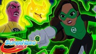 WYBRAŃCY PIERŚCIENIA Cz.1 - 4 | DC Super Hero Girls Po Polsku