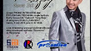 Phone Interview Single Terbaru Rafly Da3  9july2018