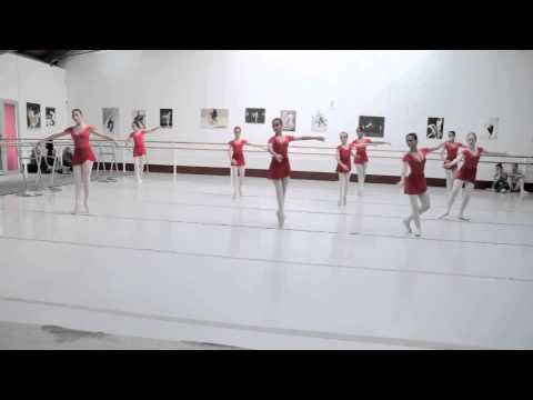 Ballet/Pointe shoes Class