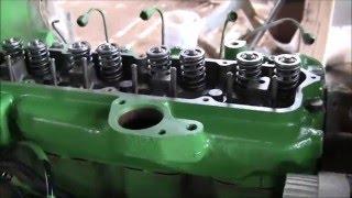 John Deere 2030 diesel tractor rebuild. Part 2