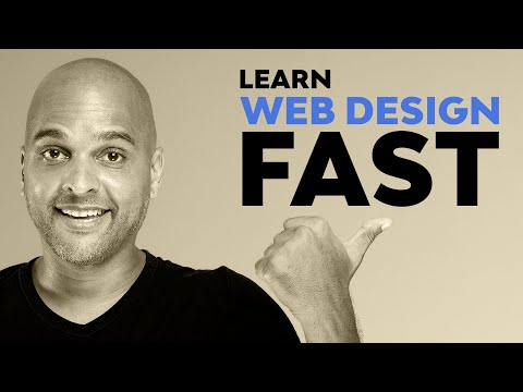 How to Learn Web Design FAST in 2020 ( 3-Step Process)