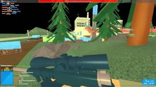 OMG 49 KILLS 9 DEATHS 7,66 KD ROBLOX FPS GAME