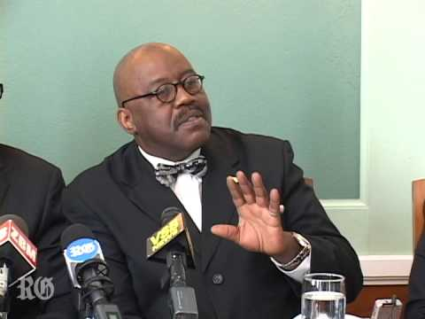 Press Conference - The National Conference of Black Mayors (NCBM)