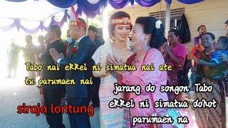Si Raja Lontung ,(Jarang do simatua Boru dhot parumaen songonon bahk)