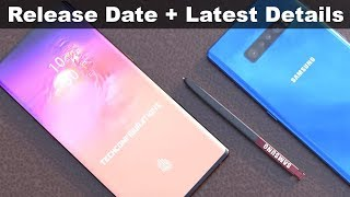 Galaxy Note 10 is INSANE - Release Date + New Details