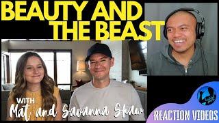 BEAUTY and the BEAST with MAT & SAVANNA SHAW   Bruddah Sam's REACTION vids