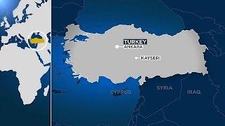 Turquie : attaque contre un bus transportant des soldats à Kayseri