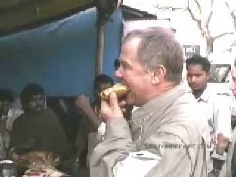 India - Breakfast - Travel - Jim Rogers World Adventure