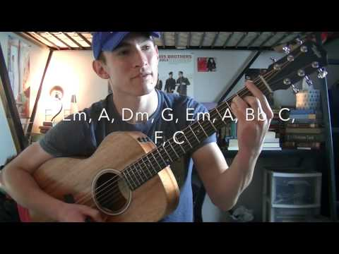 Electric Light Orchestra - Mr. Blue Sky - Guitar Tutorial