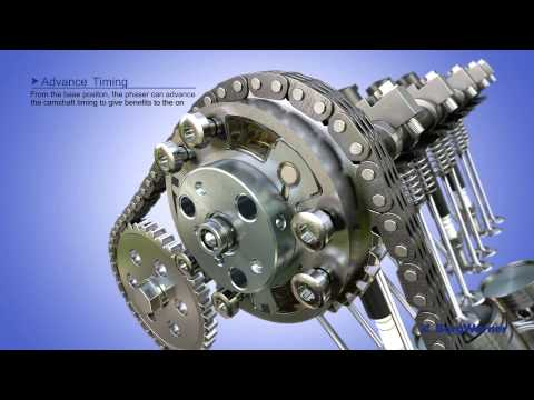 BorgWarner Variable Cam Timing (Mid Position Lock)