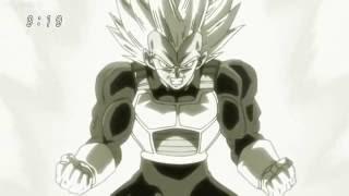 Future Trunks Vs SSJB Vegeta Full Fight Dragon Ball Super Episode 54 Part 1 Of Part 2