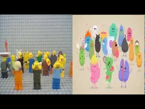 LEGO Dumb ways to Die