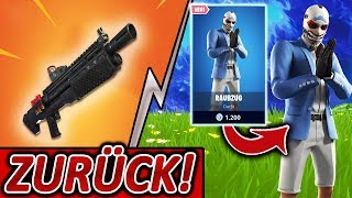 NEUER RAUBZUG SKIN ⚡🔥 | HEAVY PUMP UNVAULTED 😋 | Fortnite Battle Royale