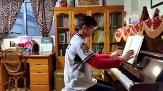 賴勁旗演奏 楊丞琳 只想愛你 鋼琴演奏