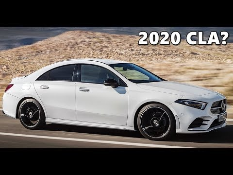 2020 Mercedes Cla  Amg 45  Aclass Convertible Youtube