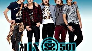 Este es el mix de SS501 hecho para todas las fans de este grupo mus...