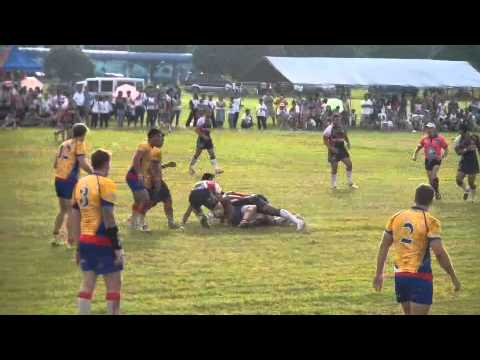 Asia Cup 2013 Full Game - PAL Tamaraws vs Thailand Stars