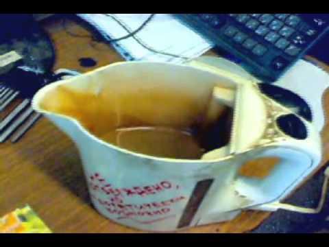 Уничтожение накипи в чайнике. Честь 2. Лимонная кислота