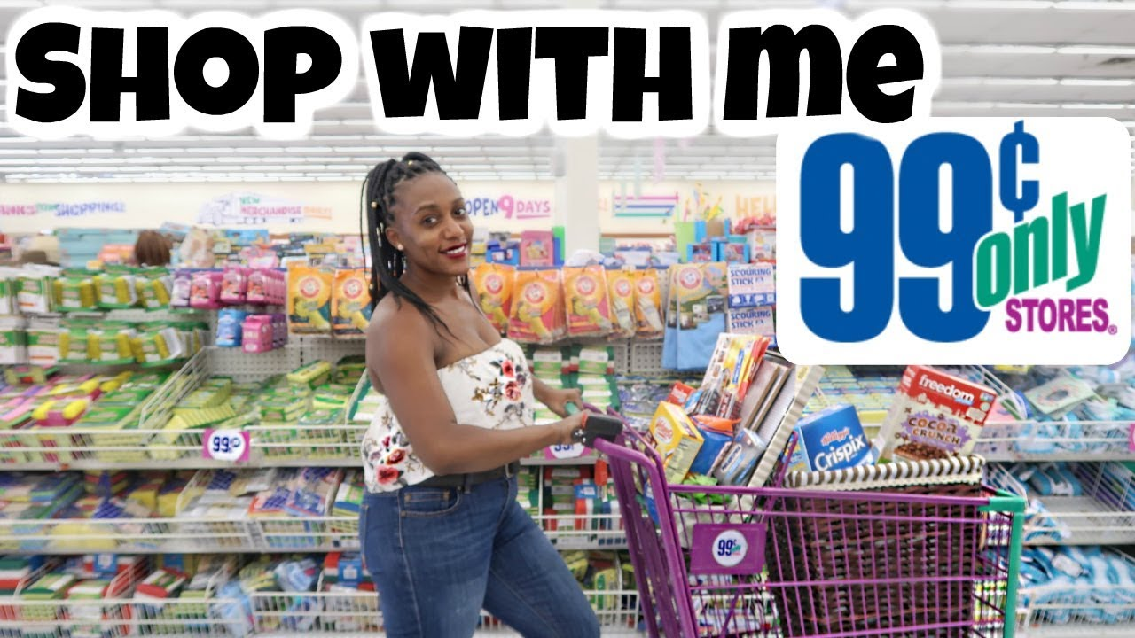 99 Store Near Me >> Shop With Me At 99 Cent Only Store Dollar Store Haul