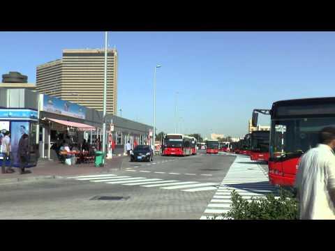 DUBAI BUSES JAN 2015