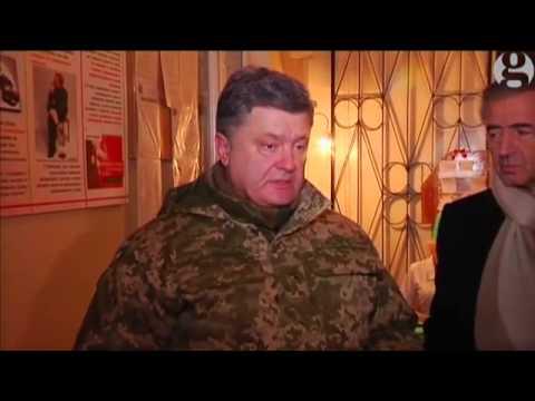 Poroshenko Ukraine conflict risks spiralling out of control World news.