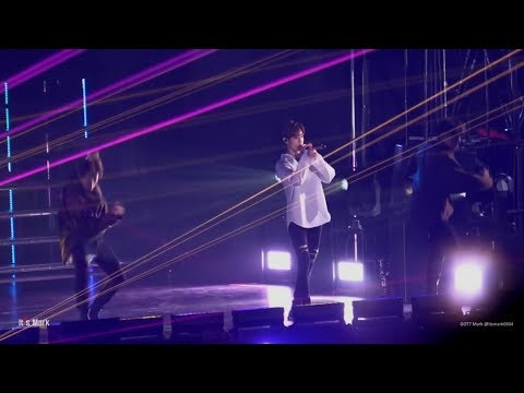 [FANCAM] GOT7 JAPAN - Paradise (Mark focus)