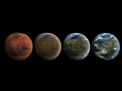 火星真的可以改造成人类的第二家园吗?