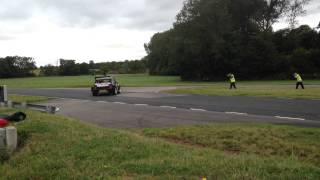ex will gollop metro 6r4 at curborough 21 08 15 group b rally car