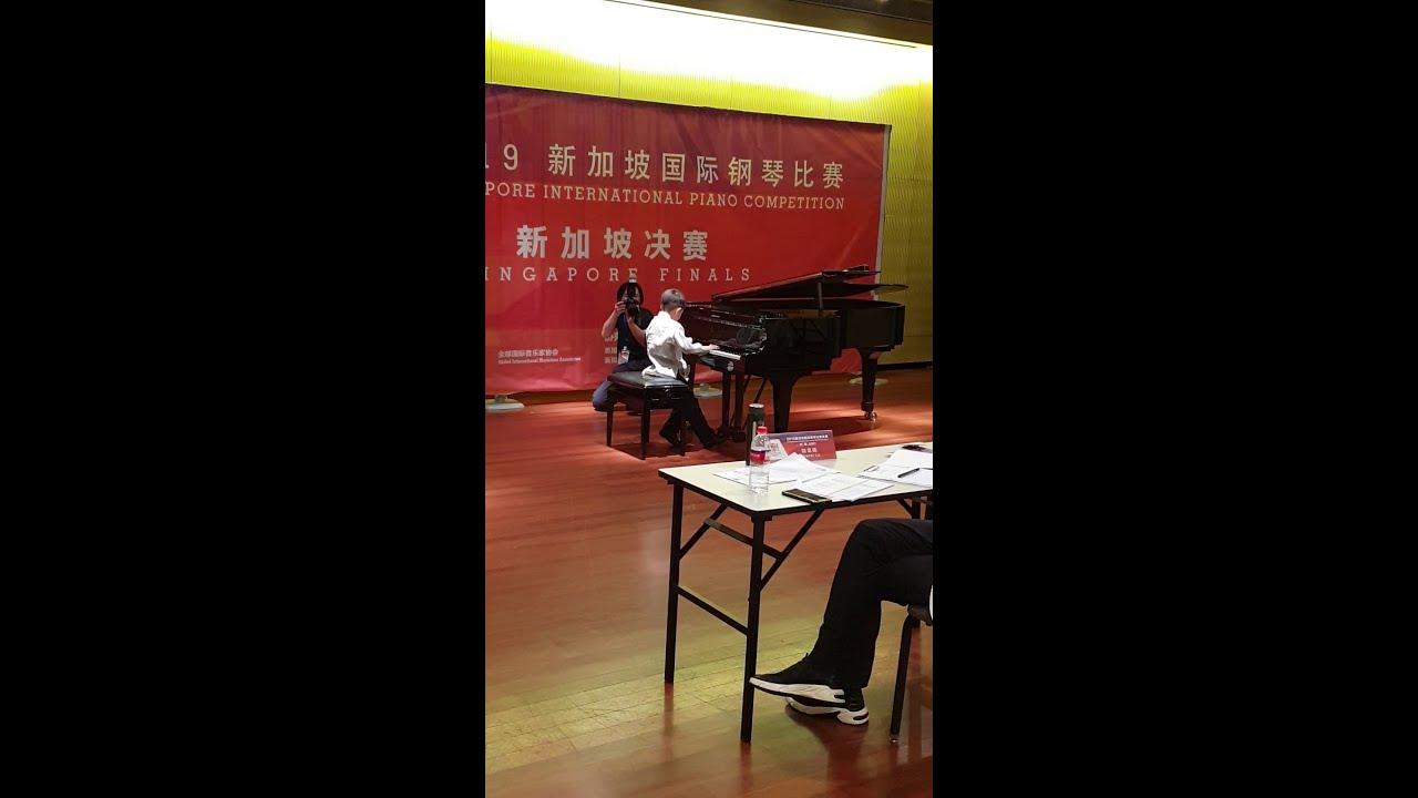 Singapore International Piano Competition 2019