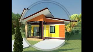 4 Small House Models With Beautiful Designs