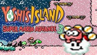 Los Lakitu de fuego/Yoshi´s Island: Super Mario Advance 3 #24