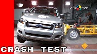 2017 Ford Ranger Crash Test